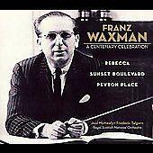 Franz Waxman A Centenary Celebration-SEALED NEW-Varese Sarabande-3 CD Box Set - $60.00
