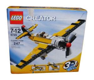 Lego Creator  Propeller Power New Sealed