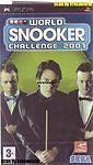 World Snooker Challenge 2007 (PSP) - Game  8GVG