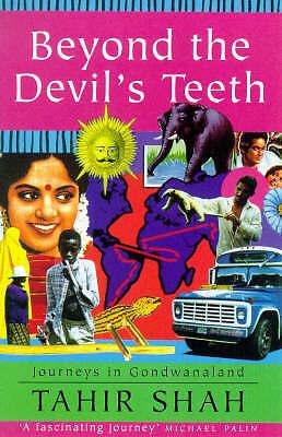 Beyond the Devil's Teeth: Journeys in Gondwanaland-ExLibrary