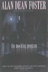 Alan-Dean-Foster-The-Mocking-Program-Book