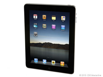 Apple iPad 64GB, Wi-Fi, 9.7in - Black Tablet