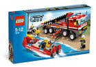 LEGO City Off-Road Fire Truck & Fireboat (7213)