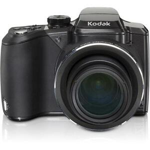 Sealed-Kodak-EasyShare-Z981-14-2-MP-BLACK-CAMERA-26x-zoom