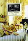 Living Rooms by Amanda Harling (Hardback, 1996)