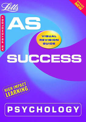 Psychology (AS Success Guides), White, Gillian, Very Good Book