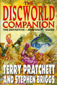 The-Discworld-Companion-Terry-Pratchett-Used-Good-Book