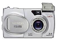 Olympus CAMEDIA Digital Cameras with DPOF Support
