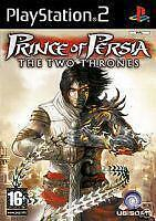 Prince of Persia: The Two Thrones (PS2, 2005) - European Version