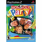 Monopoly Party (Sony PlayStation 2, 2002) - European Version
