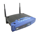 Linksys BEFW11S4 11 Mbps 4-Port 10/100 Funk Router (befw11s4-eu)