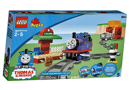 Lego Duplo Thomas Load And Carry Train Set 5554 For Sale Online Ebay