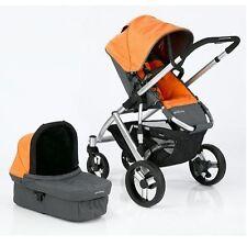 Uppababy Vista Alex Travel System Single Seat Stroller