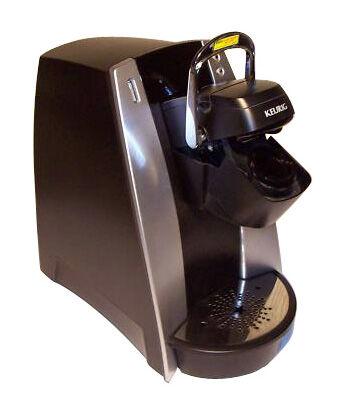 Espresso machine make tea