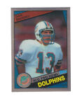 Topps Autographed Dan Marino Football Trading Cards