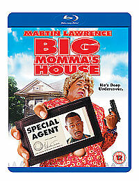 Big Momma039s House Bluray 2011 - <span itemprop='availableAtOrFrom'>rochester, United Kingdom</span> - Big Momma039s House Bluray 2011 - rochester, United Kingdom