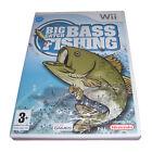 Big Catch: Bass Fishing (Nintendo Wii, 2007) - European Version
