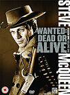 Wanted Dead Or Alive - Series 1 Vol 1 (DVD, 2006, 4-Disc Set)