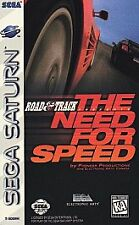 Road Track Presents The Need For Speed Sega Saturn 1996