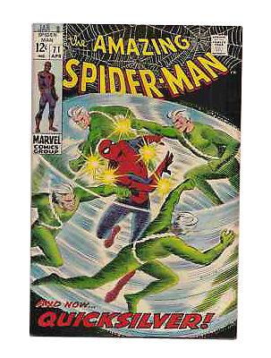 f526c41fb60b8 The Amazing Spider-Man #71 (Apr 1969, Marvel) for sale online | eBay