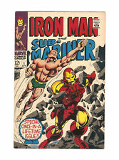 Grade 3.5 VG-Marvel CGC Silver Age Iron Man Comics