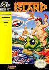 Adventure Island 3 Nintendo NES Video Games