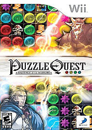 Nintendo Wii : Puzzle Quest: Challenge Of The Warlords VideoGames