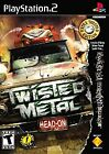 Twisted Metal 2008 Video Games