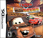 Cars: Mater-National Championship Video Games