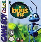 Bug's Life (Nintendo Game Boy Color, 1998)