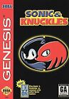 Sonic & Knuckles SEGA Video Games
