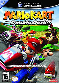 Mario Kart Double Dash Nintendo Gamecube 2003 For Sale Online Ebay