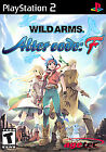 Wild Arms: Alter Code F T-Teen 2005 Video Games