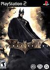 Batman Begins (Sony PlayStation 2, 2005)
