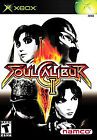 Soul Calibur II (Microsoft Xbox, 2003) - European Version
