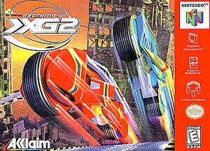 XG2-EXTREME-G-2-N64-NINTENDO-64-GAME-COSMETIC-WEAR