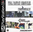 Final Fantasy Chronicles  (Sony PlayStation 1, 2001) (2001)