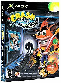Details about Crash Bandicoot: The Wrath of Cortex (Microsoft Xbox, 2003)  Disc Only