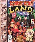 Donkey Kong Land (Nintendo Game Boy, 1995)