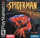 Spider-Man (Sony PlayStation 1, 2000)