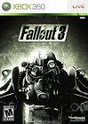 Fallout 3 Video Games with Manual
