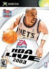 NBA Live 2003 (Microsoft Xbox, 2002)