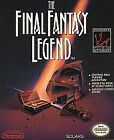 Final Fantasy Legend (Nintendo Game Boy, 1990)