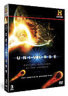 The Universe - Series 5 - Complete (DVD, 2011, 3-Disc Set)
