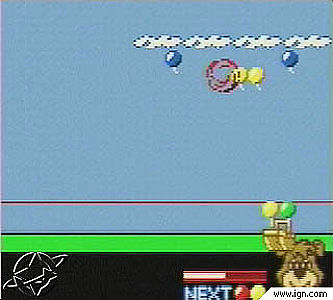 Yogi Bear Great Balloon Blast Nintendo Game Boy Color, 2000