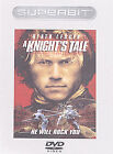 A Knight's Tale (DVD, 2002, The Superbit Collection)