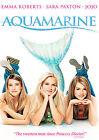 Aquamarine (DVD, 2006, Dual Side Sensormatic)
