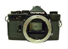 Analoge Olympus Kameras mit eingebautem Blitz