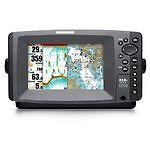 Humminbird 858c HD Combo  GPS Receiver