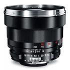 ZEISS 85mm f/1.4 ZK MF Lens